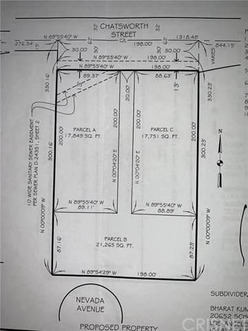 22180 Chatsworth Street, Chatsworth, CA 91311 (#SR20149128) :: Allison James Estates and Homes