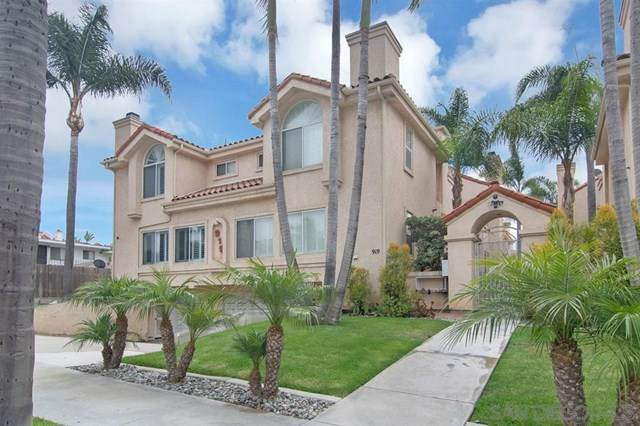 919 Agate #4, San Diego, CA 92109 (#200036632) :: Bob Kelly Team