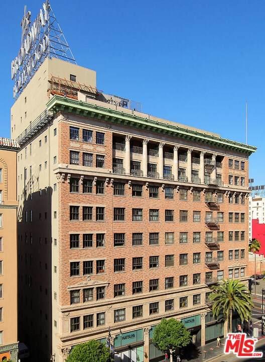 1645 N Vine Street #408, Los Angeles (City), CA 90028 (#20609970) :: Camargo & Wilson Realty Team