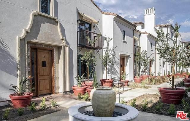 188 S Sierra Madre #13, Pasadena, CA 91107 (#20611280) :: The Brad Korb Real Estate Group