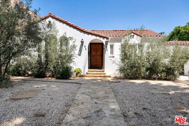816 N Mccadden Place, Los Angeles (City), CA 90038 (#20612112) :: Camargo & Wilson Realty Team
