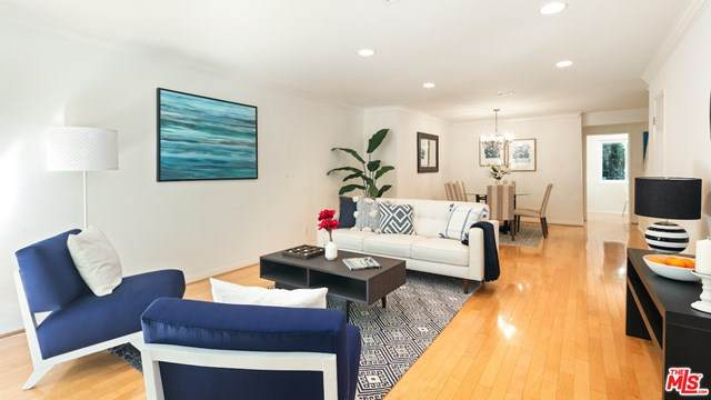 1333 Yale Street #3, Santa Monica, CA 90404 (#20612336) :: Sperry Residential Group