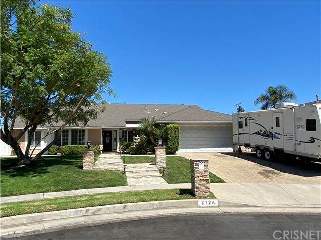 7724 Justin Court, West Hills, CA  (#SR20154431) :: Allison James Estates and Homes