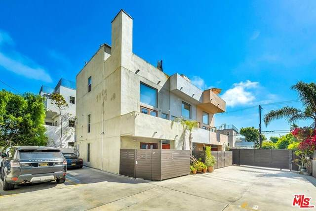 200 Pacific Avenue B, Venice, CA 90291 (#20612358) :: Bathurst Coastal Properties