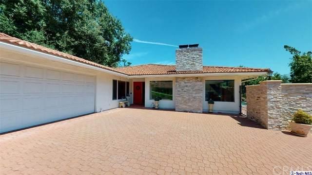 3249 Beaudry Terrace, Glendale, CA 91208 (#320002658) :: Team Tami