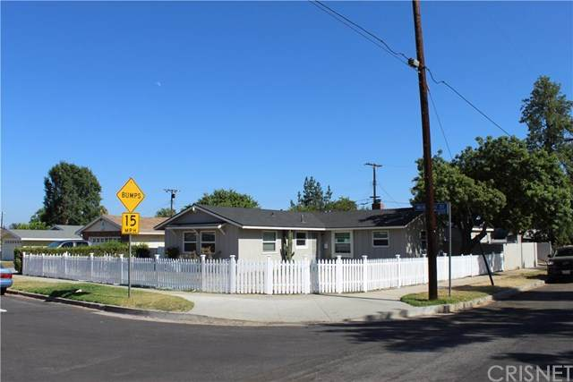 16756 Mckeever Street, Granada Hills, CA 91344 (#SR20154422) :: Z Team OC Real Estate