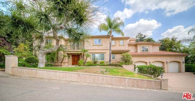 5206 Vista Lejana Lane, La Canada Flintridge, CA 91011 (#20612584) :: Crudo & Associates