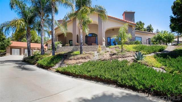 4368 Estate Dr, Fallbrook, CA 92028 (#200036728) :: Sperry Residential Group
