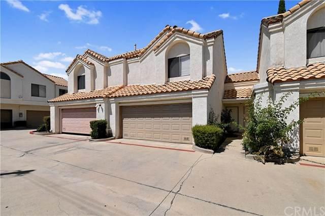 480 Anderwood Court #5, Pomona, CA 91768 (#PW20154698) :: Cal American Realty