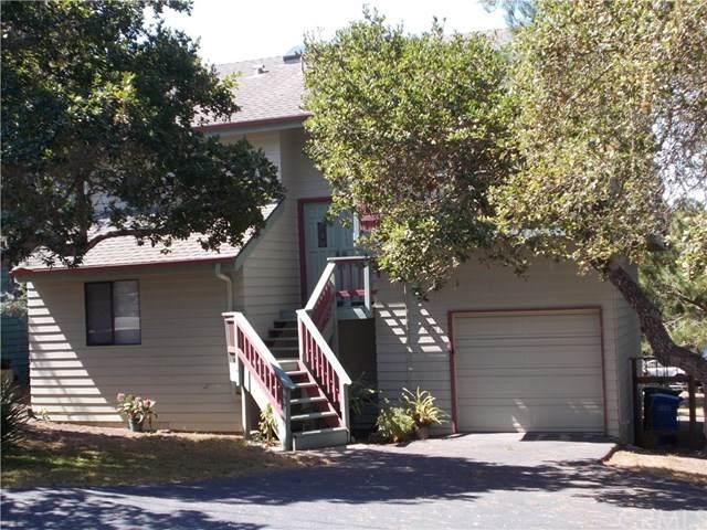1721 Benson Avenue, Cambria, CA 93428 (#SC20154707) :: Crudo & Associates