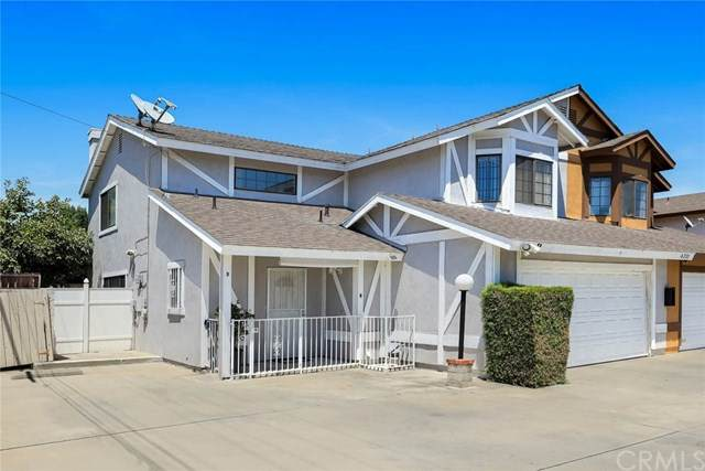 6231 Sultana Avenue B, Temple City, CA 91780 (#WS20154716) :: Sperry Residential Group