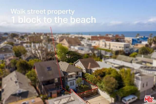 49 Dudley Avenue, Venice, CA 90291 (#20572596) :: Bathurst Coastal Properties