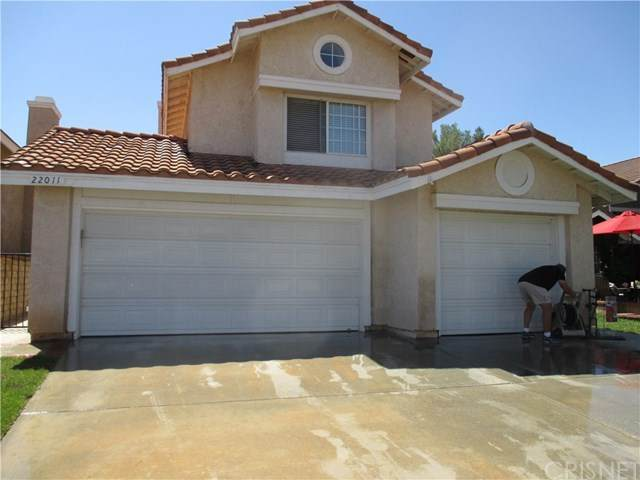 22011 Pamplico Drive, Saugus, CA 91350 (#SR20154852) :: Compass