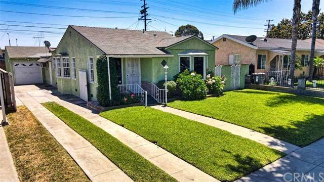 11160 Linden Street, Lynwood, CA 90262 (#PW20154873) :: Twiss Realty