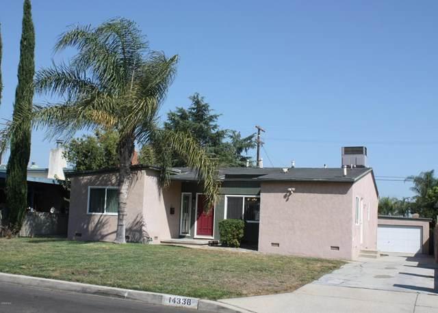 14338 Beaver Street, Sylmar, CA 91342 (#220008210) :: RE/MAX Masters