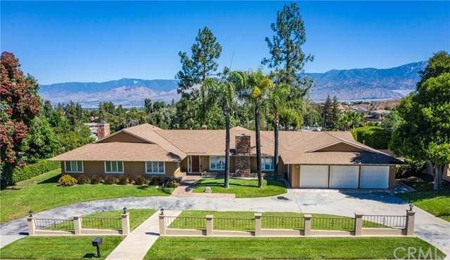 633 E Mariposa Drive, Redlands, CA 92373 (#EV20154822) :: The Results Group