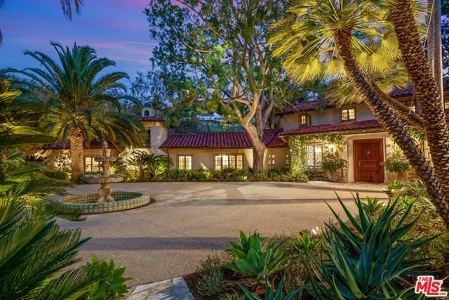 801 Tarcuto Way, Los Angeles (City), CA 90077 (#20611520) :: Z Team OC Real Estate