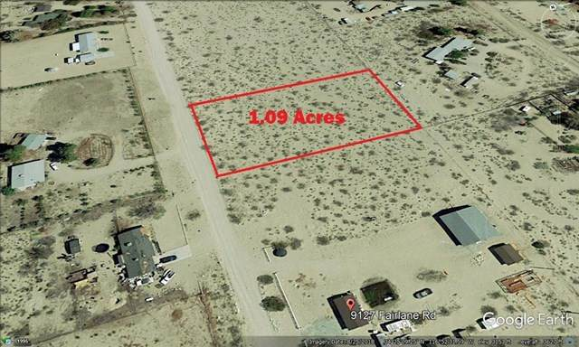 0 Fairlane Road, Lucerne Valley, CA 92356 (#526779) :: Bob Kelly Team