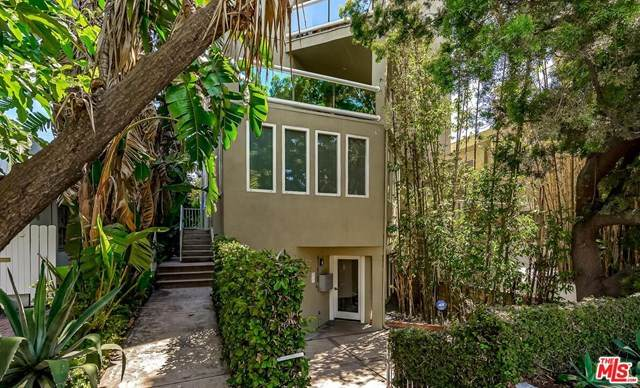 616 Huntley Drive #2, West Hollywood, CA 90069 (#20612880) :: Sperry Residential Group