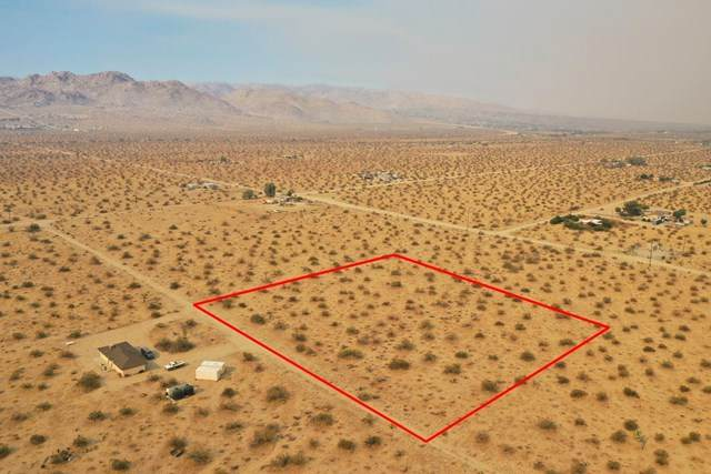0 Delaware Street, Joshua Tree, CA 92252 (#526821) :: Bob Kelly Team