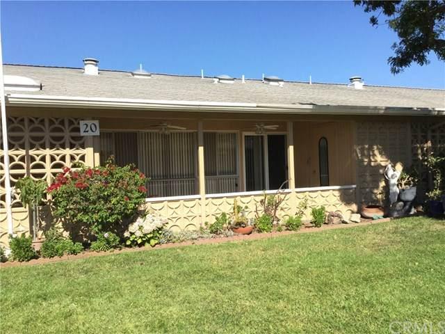 13721 El Dorado Dr  M3  20D, Seal Beach, CA 90740 (MLS #PW20084924) :: Desert Area Homes For Sale