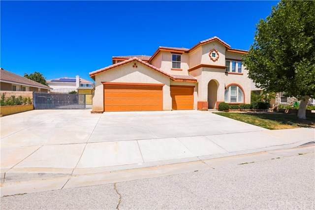 40517 Polo Court, Palmdale, CA 93551 (#SR20155151) :: Allison James Estates and Homes