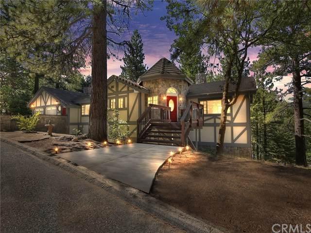 30160 Pixie, Running Springs, CA 92382 (#EV20155159) :: Allison James Estates and Homes