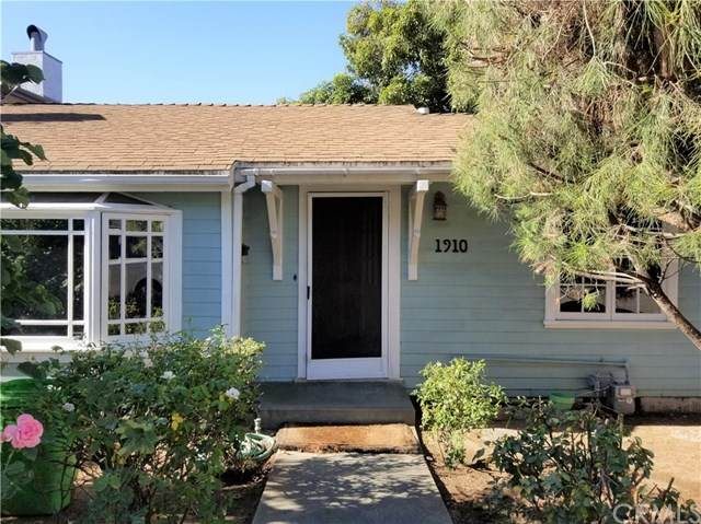 1910 Hanford Drive, Pasadena, CA 91104 (#AR20155138) :: Allison James Estates and Homes