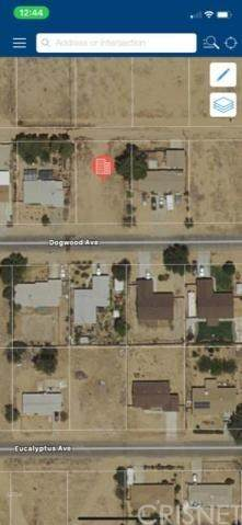 0 Vac, California City, CA 93505 (#SR20155192) :: American Real Estate List & Sell