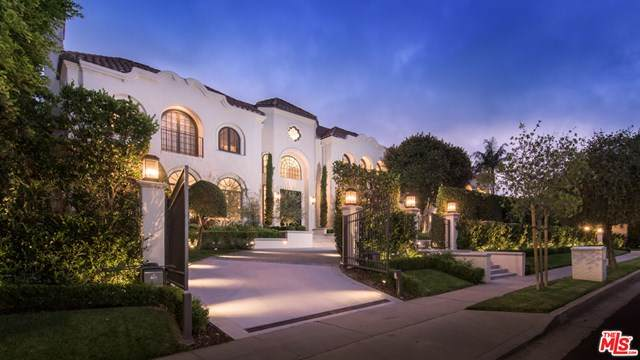 1275 Benedict Canyon Drive, Beverly Hills, CA 90210 (#20608442) :: Compass
