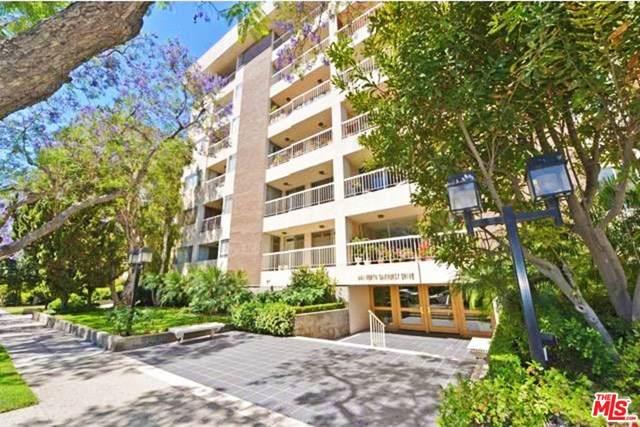 441 N Oakhurst Drive #303, Beverly Hills, CA 90210 (#20612928) :: Compass