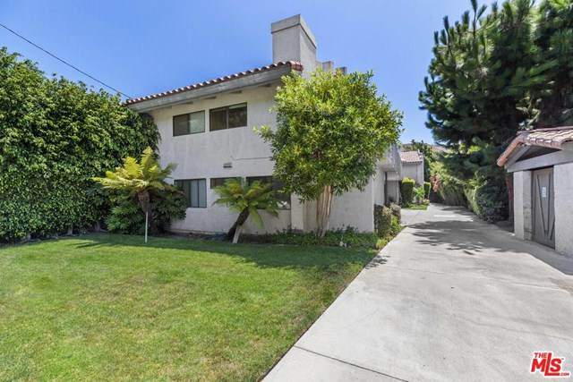 9320 Lucerne Avenue C, Culver City, CA 90232 (#20611634) :: Sperry Residential Group