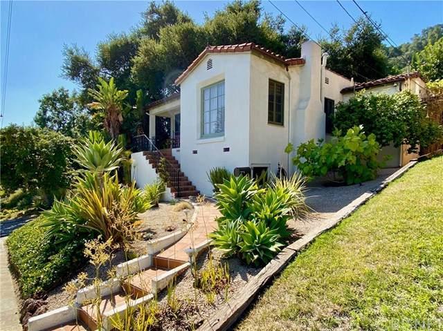812 Green Street, Glendale, CA 91205 (#SR20155314) :: Allison James Estates and Homes
