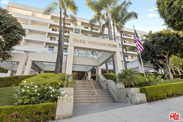 1131 Alta Loma Road #420, West Hollywood, CA 90069 (#20612710) :: Sperry Residential Group