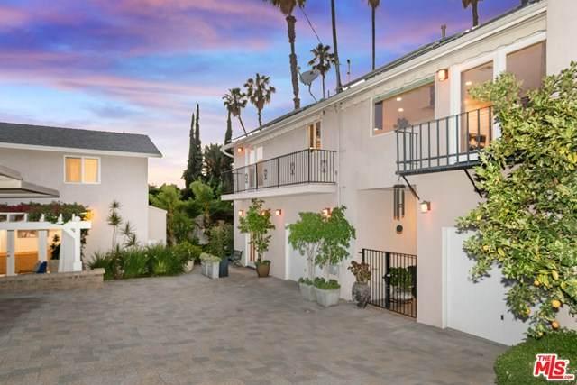 10758 Aqua Vista Street, Studio City, CA 91602 (#20612934) :: Sperry Residential Group