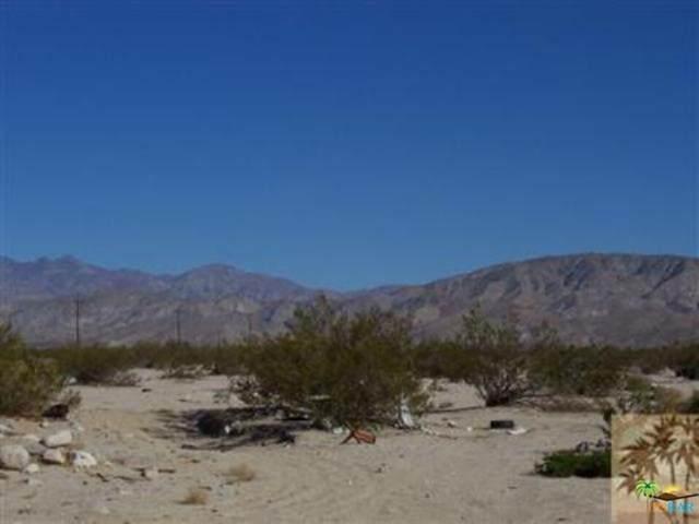 0 Enchanted Road, Desert Hot Springs, CA 92240 (#20613098) :: Team Tami