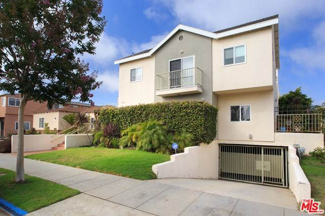 1925 22Nd Street #3, Santa Monica, CA 90404 (#20611140) :: Compass