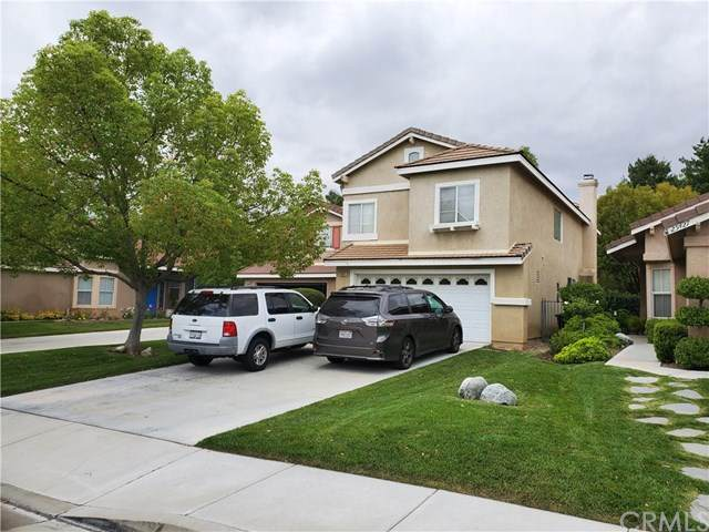 25431 Fitzgerald Avenue, Stevenson Ranch, CA 91381 (#RS20155498) :: The Najar Group
