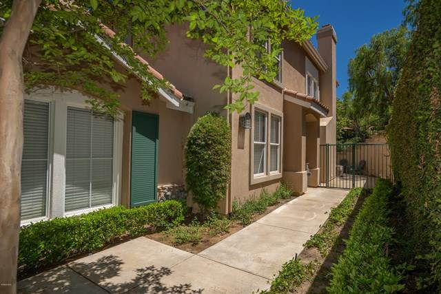 521 Bannister Way A, Simi Valley, CA 93065 (#220008228) :: The Costantino Group | Cal American Homes and Realty