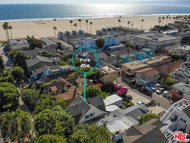 37 Park Avenue, Venice, CA 90291 (#20612994) :: Bathurst Coastal Properties