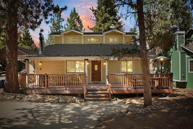 2017 Shady Lane, BBC - Big Bear City, CA 92314 (#219047109PS) :: Sperry Residential Group
