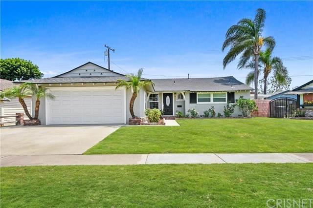 6609 Via Gancho Circle, Buena Park, CA 90620 (#SR20155307) :: Compass