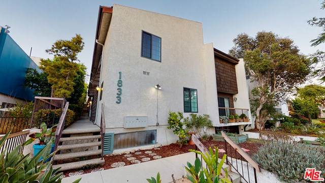 1833 11Th Street #106, Santa Monica, CA 90404 (#20612802) :: Compass