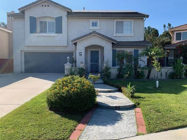 1408 Appalachian Pl, Chula Vista, CA 91915 (#200036926) :: Sperry Residential Group