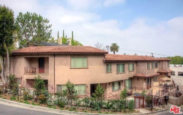 11145 Sunshine Terrace, Studio City, CA 91604 (#20613200) :: Sperry Residential Group