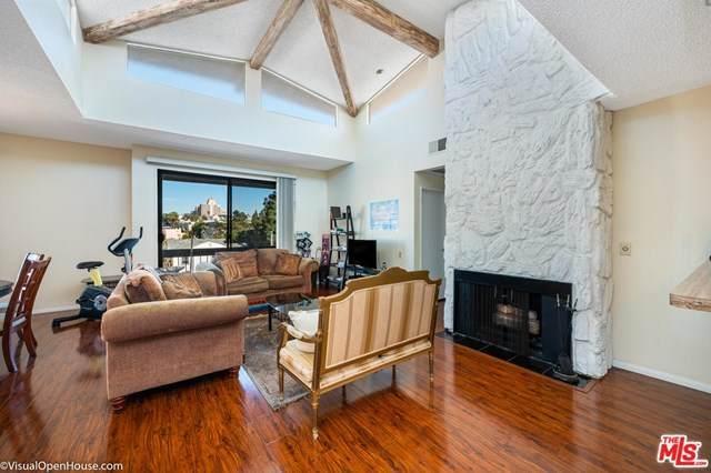 2175 S Beverly Glen Boulevard #402, Los Angeles (City), CA 90025 (#20612976) :: Compass