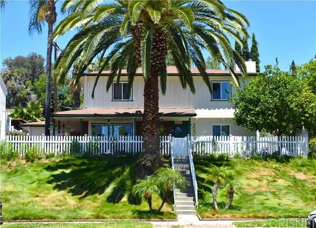 16229 Plummer Street, Northridge, CA 91343 (#SR20155267) :: Team Tami