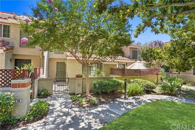 8167 Vineyard Avenue #85, Rancho Cucamonga, CA 91730 (#OC20155618) :: Cal American Realty