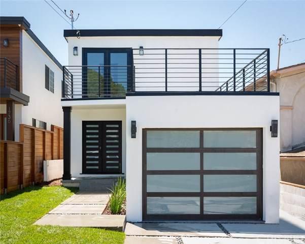 1734 Spreckels Lane, Redondo Beach, CA 90278 (#SR20155504) :: Bathurst Coastal Properties