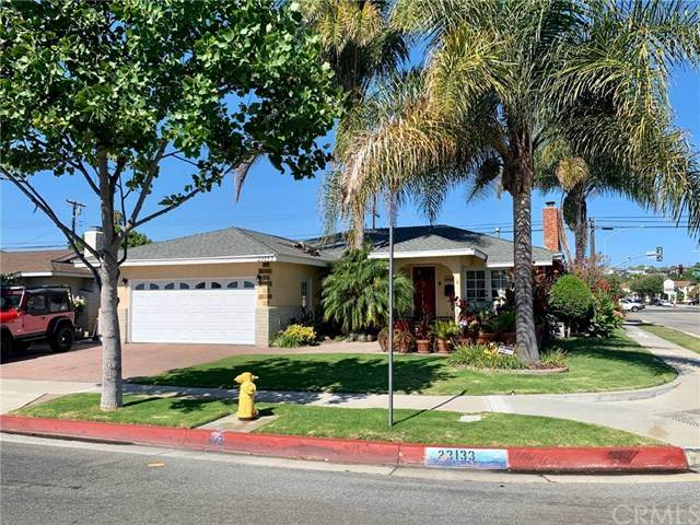 23133 Ladeene Avenue, Torrance, CA 90505 (#SB20155773) :: Millman Team